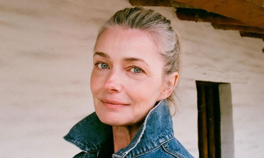 Paulina Porizkova tập thể dục