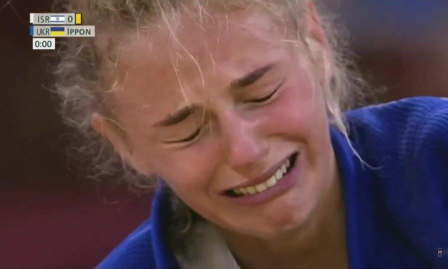 Daria Bilodid tranh huy chương đồng Olympic