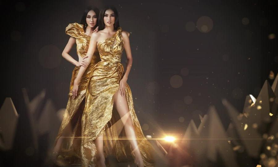 Thùy Tiên - Ngọc Thảo chụp ảnh thời trang