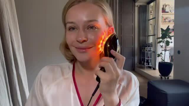 Yulia Peresild chăm sóc da
