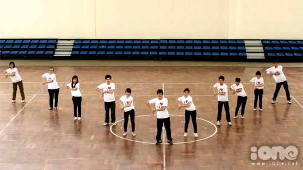 ams - crowd dance