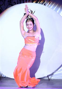 Múa Vọng Nguyệt