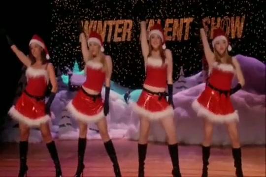 Jingle Bell Rocks - Mean Girls