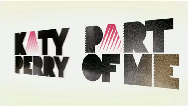 Mv Part Of me của Katy Perry