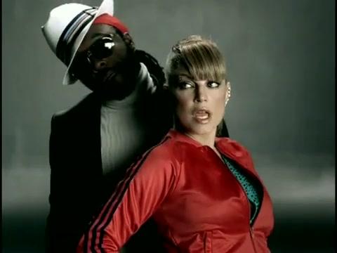 MV Black Eyed Peas My Humps