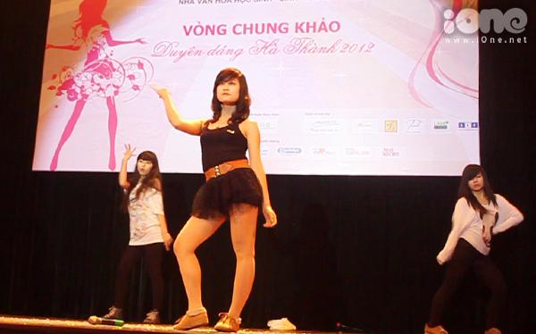 Nhảy Kpop trong duyên dáng hà thành 2012