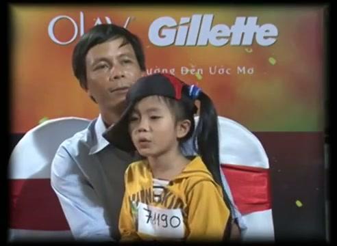 VGT Thanh Trúc hát H'ren lên rẫy trong vòng loại sân khấu VN's Got Talent
