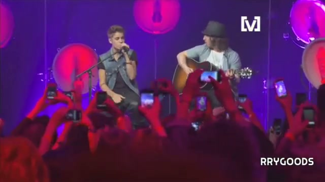 Justin Bieber - As Long As You Love Me Acoustic