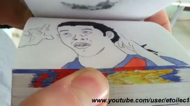 Sách ảnh động của Ronaldinho