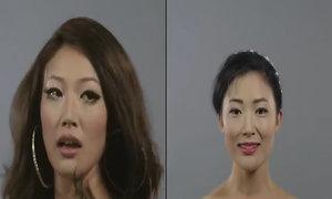 Cách làm đẹp của con gái Hàn thay đổi thế nào qua 100 năm