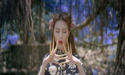 Ca khúc 'Bánh trôi nước' của Hoàng Thùy Linh
