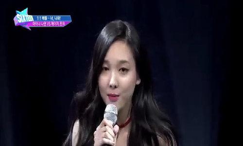 Na Yeon đối đầu Tzuyu ở show sống còn