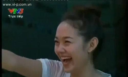 Minh Hằng tại Bước nhảy hoàn vũ