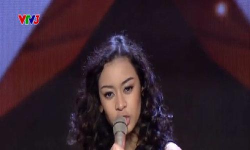 Cindy xuất hiện tại X-Factor 2014