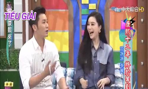 Phạm Băng Băng - Lý Thần giao lưu cùng khán giả