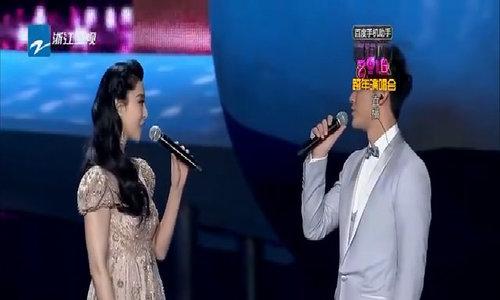 Phạm Băng Băng - Lý Thần song ca