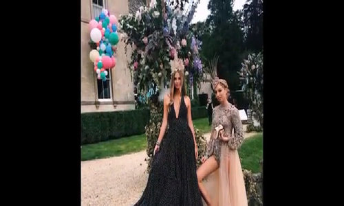 Princess Olympia of Greece's 21st Birthday Party