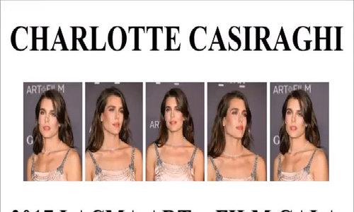 Charlotte Casiraghi tỏa sáng với chiếc váy nhãn hiệu tại sự kiện