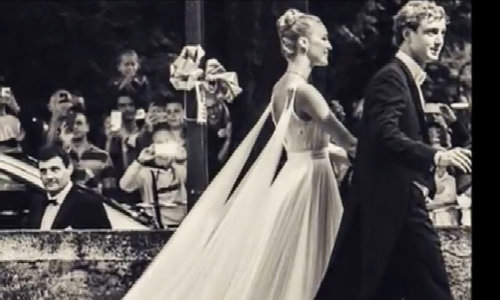 Đám cưới của Hoàng tử Pierre Casiraghi
