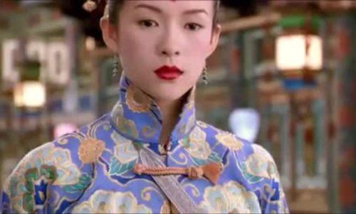 Khoảnh khắc lay động lòng người của sao Hoa ngữ trên màn ảnh