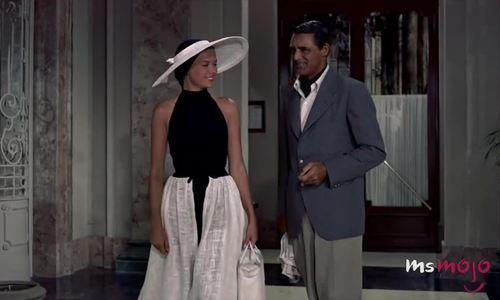 10 khoảnh khắc thời trang kinh điển trên màn ảnh của Grace Kelly