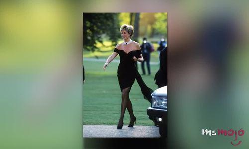 10 khoảnh khắc thời trang nổi tiếng của Công nương Diana