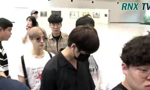 iKON lần đầu lộ diện trước truyền thông sau khi B.I rời nhóm