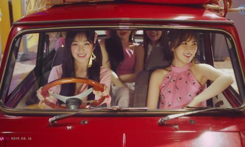 Red Velvet nhận phản ứng tích cực khi tung MV 'Umpah Umpah'