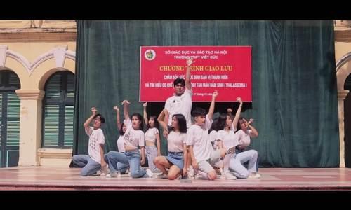Việt Đức's Glory - Lavie en rose (IZONE)