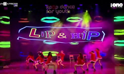 The Heat (ĐH Thăng Long) nhảy cover Lip&hip - Crush - Daddy
