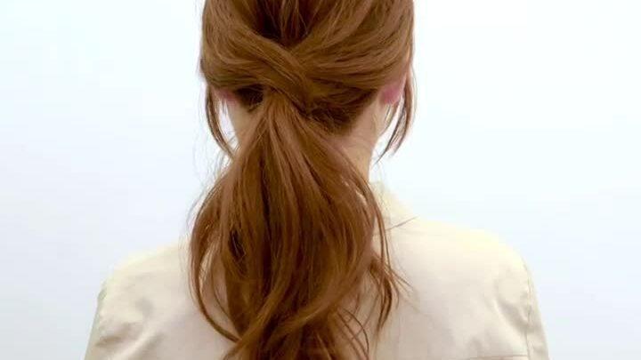 Những kiểu buộc tóc nhìn 'cưng muốn xỉu' cho bạn gái