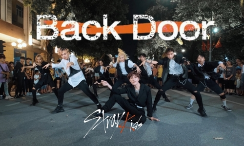 F.H CREW | Back Door - Stray Kids