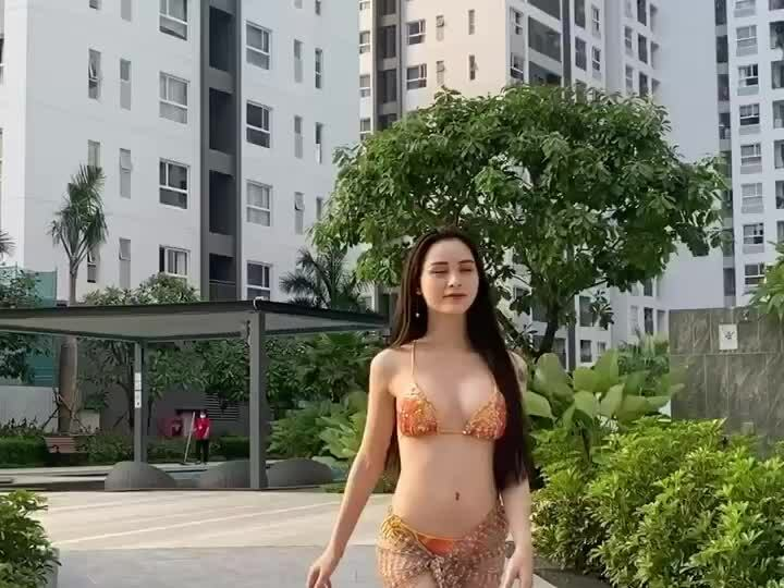 Tường Vi Hoa hậu Chuyển giới 2020