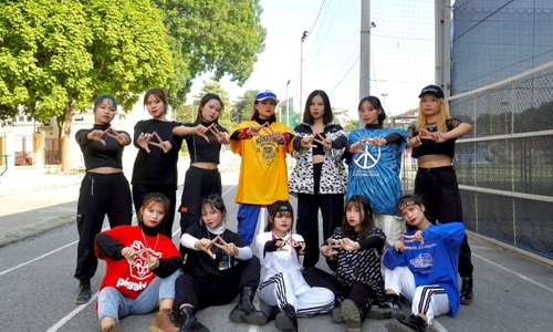 T.R.A.P Dance Crew | Dance Cover EXO-BLACKPINK-TWICE- BTS