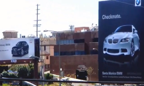Cuộc chiến quảng cáo giữa Audi và BMW