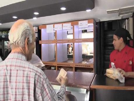 'Cuộc chiến bánh mỳ' ở Venezuela