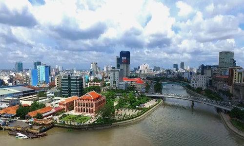 Vì sao nhiều người thích căn hộ view sông Sài Gòn?