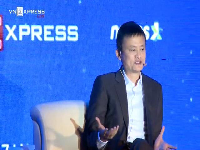 Phiên đối thoại cùng Jack Ma