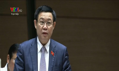 Thủ tướng Vương Đình Huệ