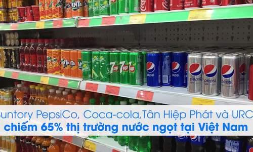 Các hãng nước ngọt nộp thuế ở Việt Nam thế nào?