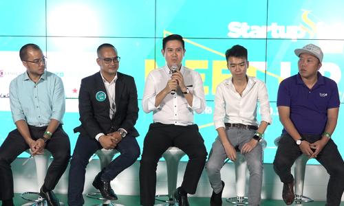 Talkshow chương trình Meetup