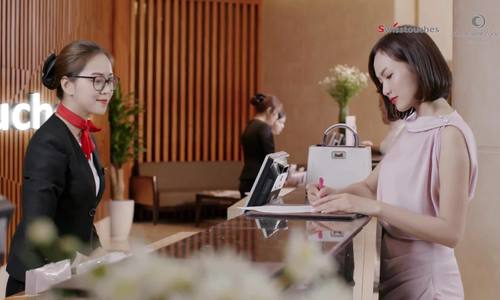Chính thức cất nóc dự án Swisstouches La Luna Resort Nha Trang (bài xin Edit, Thành biên tập)