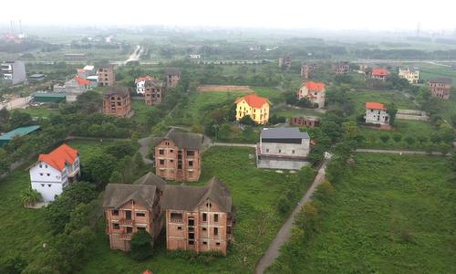 47 dự án bất động sản ở Mê Linh bị Thủ tướng yêu cầu kiểm tra