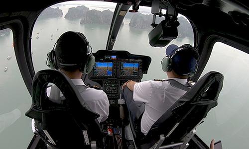 FastGo ra mắt dịch vụ đi chung trực thăng tại Việt Nam