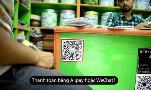Nepal cấm cửa ví điện tử Alipay và WeChat của Trung Quốc - ảnh 1