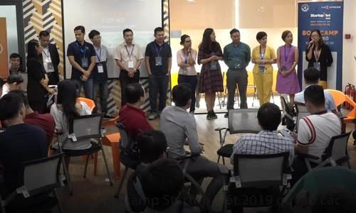 Sáng lập IMAP Việt Nam khuyên startup rèn kỹ năng thuyết trình