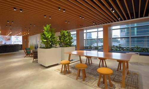Văn phòng mới của Nestle