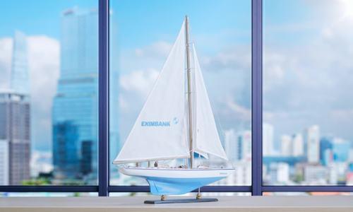 Eximbank kỷ niệm 30 năm thành lập, đặt mục tiêu vươn xa