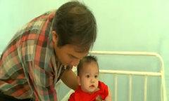 Đứa con chung ở Bệnh viện Nhi đồng Đồng Nai