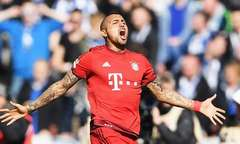 Hertha Berlin 0-2 Bayern Munich